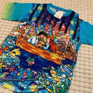 ディズニー(Disney)のブー太郎さん 専用です♡ディズニー アリエル  Tシャツ 未使用(キャラクターグッズ)