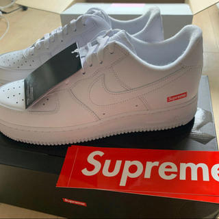 Supreme - Supreme Nike Air Force 1 Low シュプリーム