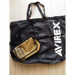 アヴィレックス(AVIREX)の『AViREX』バッグ二点セット(ボディーバッグ)