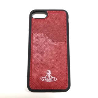 ヴィヴィアンウエストウッド(Vivienne Westwood)のヴィヴィアンウエストウッド スマホケース iPhone7/8対応 携帯ケース(iPhoneケース)
