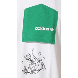 adidas - 【新品!】adidasOriginals × Disney  グーフィーTシャツ