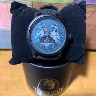 ヒステリックグラマー(HYSTERIC GLAMOUR)のヒステリック グラマー メンズ 腕時計(腕時計(アナログ))