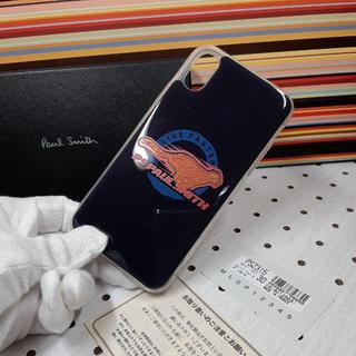 ポールスミス(Paul Smith)の新品箱付きポールスミススマホケースiPhoneX.XS用ケース(iPhoneケース)