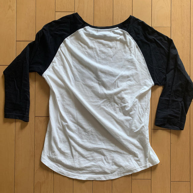 RUDE GALLERY(ルードギャラリー)の七分丈 ラグランカットソー メンズのトップス(Tシャツ/カットソー(七分/長袖))の商品写真