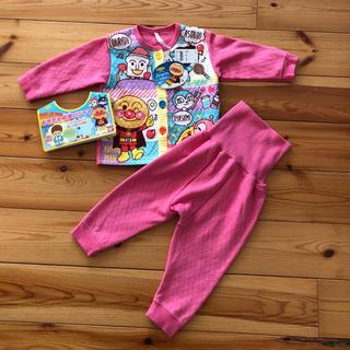 アンパンマン(アンパンマン)の新品タグ付き アンパンマン キルト生地お着替え応援パジャマ(パジャマ)