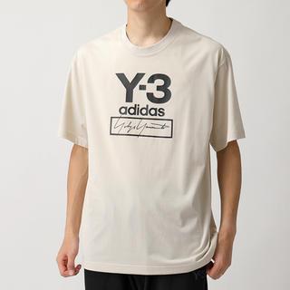 ワイスリー(Y-3)のY3 adidas Tシャツ(Tシャツ/カットソー(半袖/袖なし))