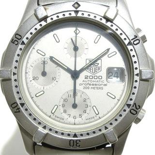TAG Heuer - タグホイヤー 腕時計 162.206 メンズ