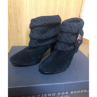 エイチアンドエム(H&M)のショートブーツ(ブーツ)