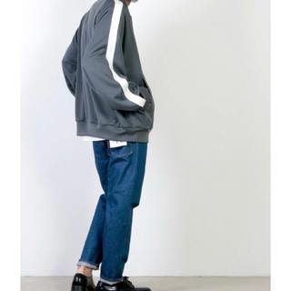 コモリ(COMOLI)の新品 Graphpaper Jersey Track Blouson(ブルゾン)