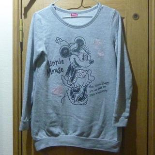 Disney - ディズニー ミニーちゃんのトレーナー サイズ150 <b407>