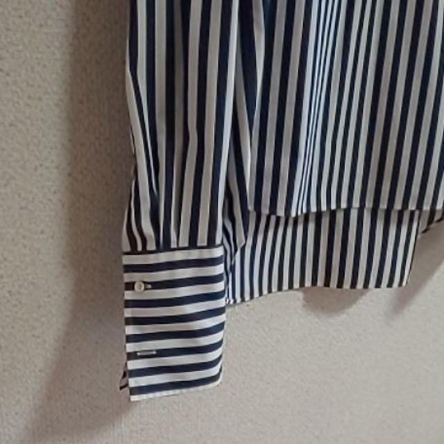 Spick and Span(スピックアンドスパン)の試着のみ⭐️ロンドンストライプP/O spickandspan レディースのトップス(シャツ/ブラウス(長袖/七分))の商品写真