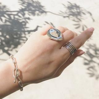 ユナイテッドアローズ(UNITED ARROWS)のR.ALAGAN ring(リング(指輪))