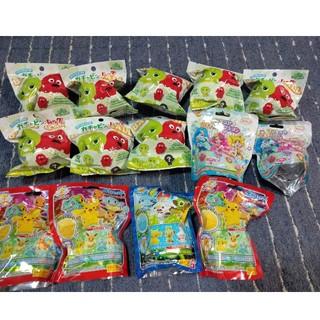 バンダイ(BANDAI)のバスボム 入浴剤 14個セット(お風呂のおもちゃ)