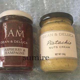 ディーンアンドデルーカ(DEAN & DELUCA)の2個セット ディーンアンドデルーカ ピスタチオクリーム ラズベリージャム 人気(缶詰/瓶詰)