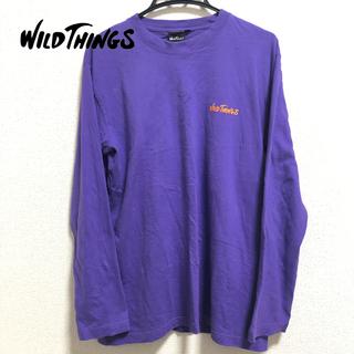 WILDTHINGS - Wild Things Long Sleeve Tshirt Purple