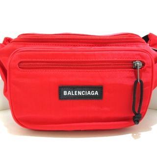 バレンシアガ(Balenciaga)のバレンシアガ ウエストポーチ美品  482389(ボディバッグ/ウエストポーチ)