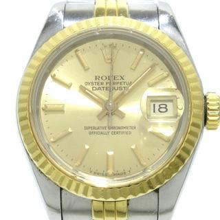 ロレックス(ROLEX)のロレックス 腕時計 デイトジャスト 69173(腕時計)