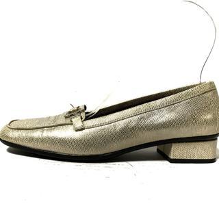 ブルーノマリ(BRUNOMAGLI)のブルーノマリ ローファー 36 レディース -(ローファー/革靴)