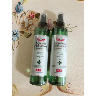 ドクターシーラボ(Dr.Ci Labo)の新品 薬用アクネレスピールローション ニキビ予防化粧水(ボディローション/ミルク)