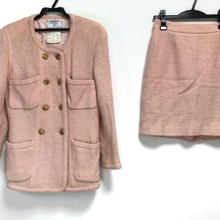 シャネル(CHANEL)のシャネル スカートスーツ サイズ40 M -(スーツ)