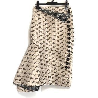 アイレネ 巻きスカート サイズ38 M -