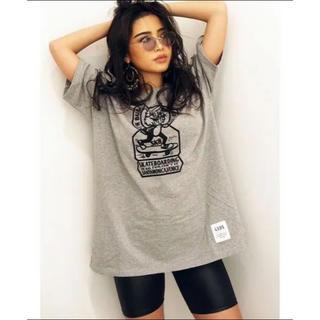 ジェイダ(GYDA)の《GYDA》バニーTシャツ(Tシャツ(半袖/袖なし))