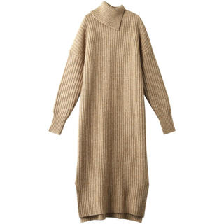 ENFOLD - nagonstans  ニット ドレス ワンピース ナゴンスタンス