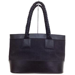 ラルフローレン(Ralph Lauren)のラルフローレン ハンドバッグ - 黒(ハンドバッグ)