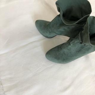 GIANCARLO PAOLIショートブーツ 37(ブーツ)
