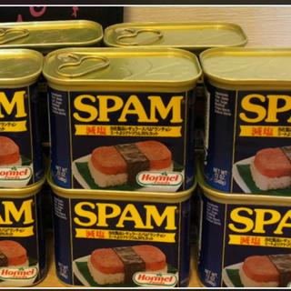 沖縄 スパム 12缶 1缶¥400