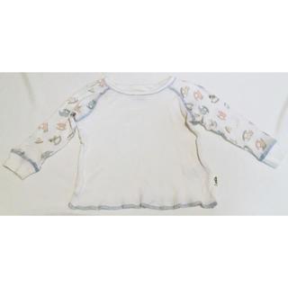 ジェラートピケ(gelato pique)のジェラートピケ キッズ木馬長袖Tシャツ90~100 ジェラピケキッズパジャマ(パジャマ)