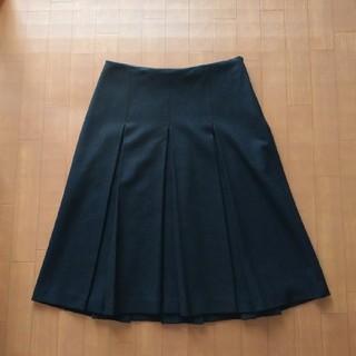 ANAYI - ANAYI ボックスプリーツ スカート