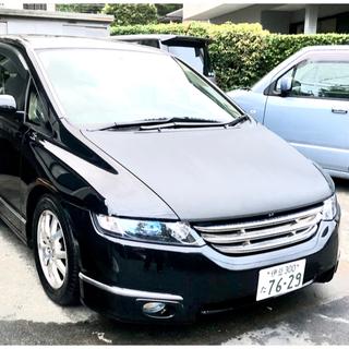 ホンダ - 車検長い3/9❗️人気のブラック オデッセイ(美車)