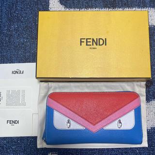 フェンディ(FENDI)のFENDIモンスター 長財布(長財布)