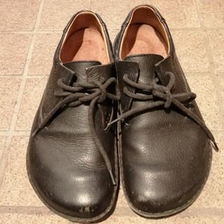 ビルケンシュトック(BIRKENSTOCK)のBIRKENSTOCK 黒靴(ドレス/ビジネス)