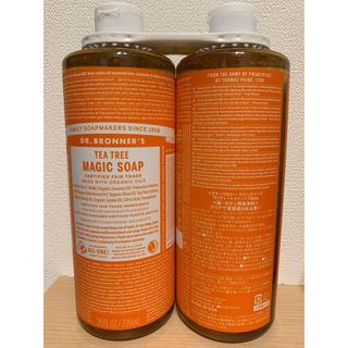 Magic Soap - ドクターブロナー マジックソープ    ティートゥリー 739ml ×2