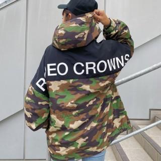 RODEO CROWNS WIDE BOWL - 新品(男女兼用)迷彩※早い者勝ちノーコメント即決しましょう❗️コメントやめよう❌