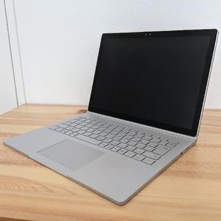 Microsoft - Surface book i7/8GB (GPU有バッテリー劣化小)