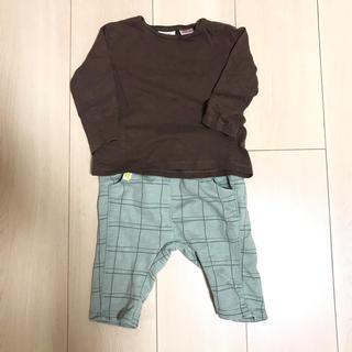 ザラキッズ(ZARA KIDS)のZARAセット(Tシャツ)