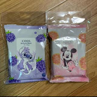 Disney - ☆8 新品 ボディー用シート 2個
