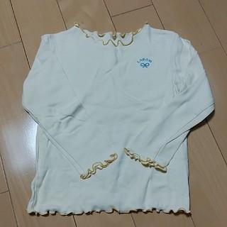 サマンサモスモス(SM2)のSM2 パステルイエロー?長袖シャツ 110--(Tシャツ/カットソー)