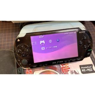 SONY - 初期型 PSP PSP-1000 カスタムファーム導入済