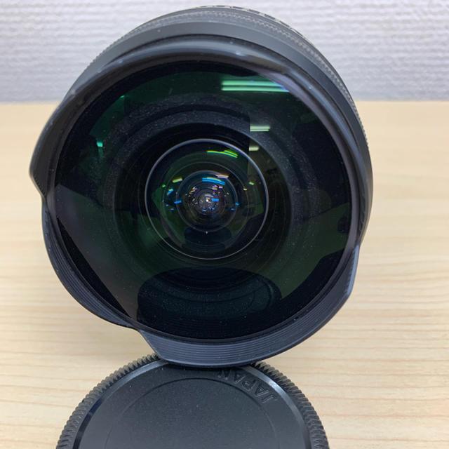 PENTAX(ペンタックス)のPENTAX FISH-EYE 10-17mm F3.5-4.5 スマホ/家電/カメラのカメラ(レンズ(ズーム))の商品写真