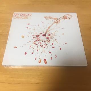 【未開封未使用】MY DISCO 「CANCER」 アルバム CD