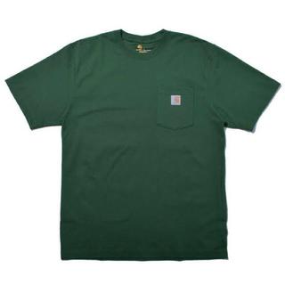 カーハート(carhartt)のカーハート Tシャツ グリーン(Tシャツ/カットソー(半袖/袖なし))
