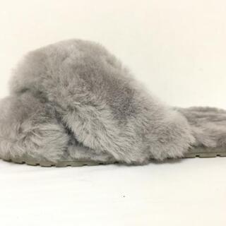 エミュー(EMU)のEMU(エミュ) サンダル 24 レディース美品 (サンダル)