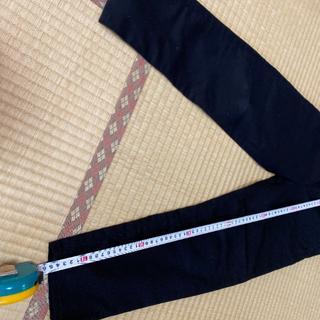 コムサイズム(COMME CA ISM)のコムサイズム 140 A 黒 ズボン(パンツ/スパッツ)