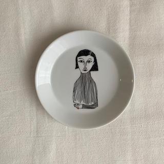 mina perhonen - ミナペルホネン ノベルティ 豆皿