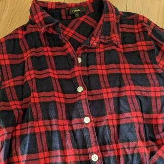 リエンダ(rienda)のrienda チェックシャツ 秋服(シャツ/ブラウス(長袖/七分))