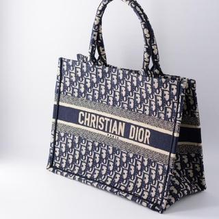 Dior - DIOR BOOK TOTE /クリスチャンディオール    オブリーク ブック